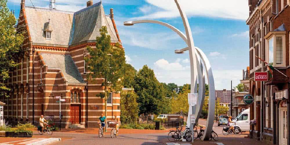 Portofoon leverancier Drenthe