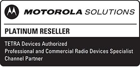 Motorola Partner logo