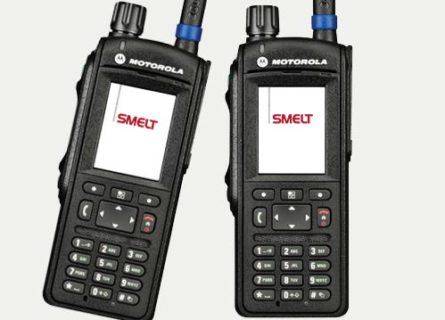 Motorola MTP6650 portofoon